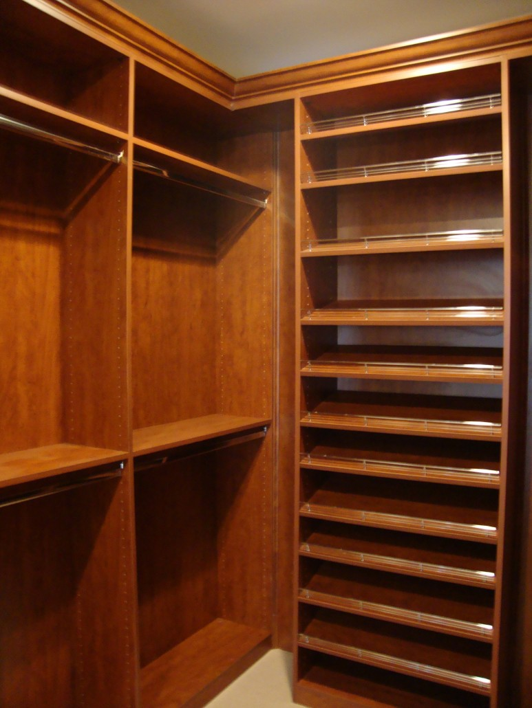 Adjustable Closet Cabinets Walk In Closets