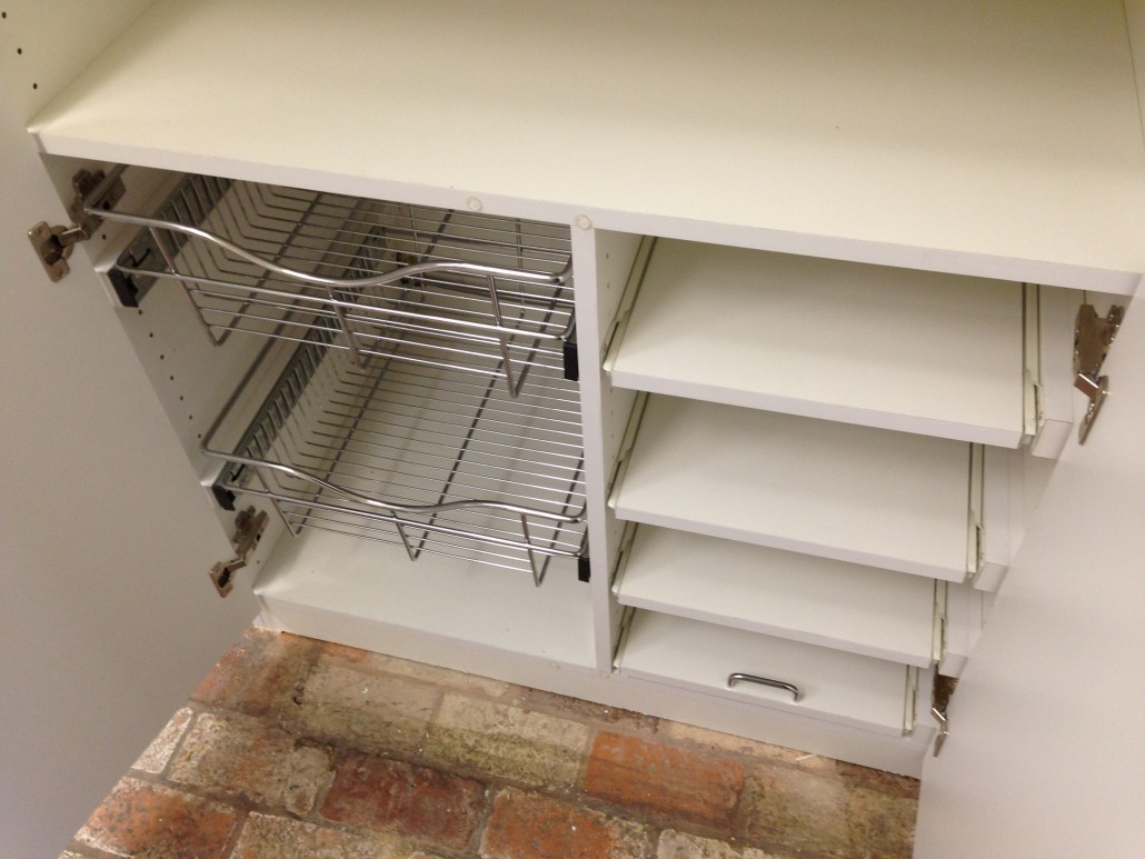 PULL OUT SHELVES PHOTO GALLERY